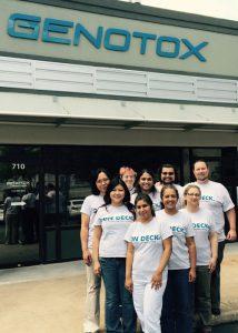 Genotex ACC group photo